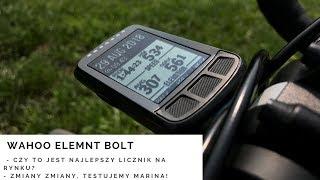 Wahoo Elemnt Bolt - dlaczego wszyscy mówią o tym liczniku?