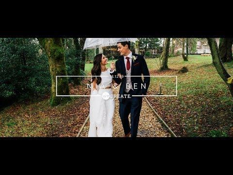 Nia & Ben Wedding Film | Fairyhill Gower