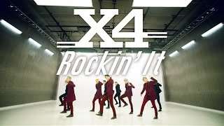 2017.3.8 Album「Xross Mate」収録) 「Rockin' It」 https://youtu.be/m...