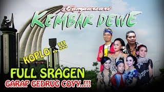 Top Hits -  Full Sragen Koplo Cursari Kembar Dewe