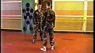 Уроки боевого самбо. Владимир Фролушкин.Часть 2..