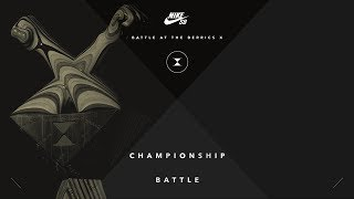 BATB X | Chris Joslin vs. Sewa Kroetkov - Championship Battle