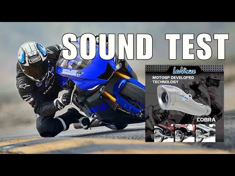 Thumbnail: Leo Vince Cobra Exhaust for Yamaha Sniper T135 Sound Test