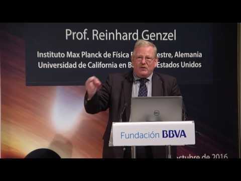 Lecture by Reinhard Genzel from MPI for Extraterrestrial Physics, Garching (Germany)