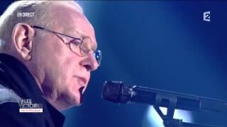 William Sheller Un homme heureux ( live victoire de la musique 2016)