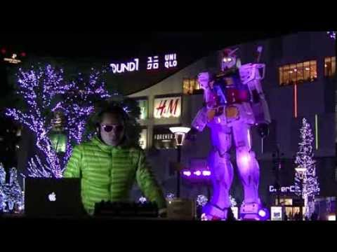 "Tokyo House Music Set "" KIREI-綺麗 "" vol.5 @Diver City Tokyo with DJ WASEI CHIKADA"
