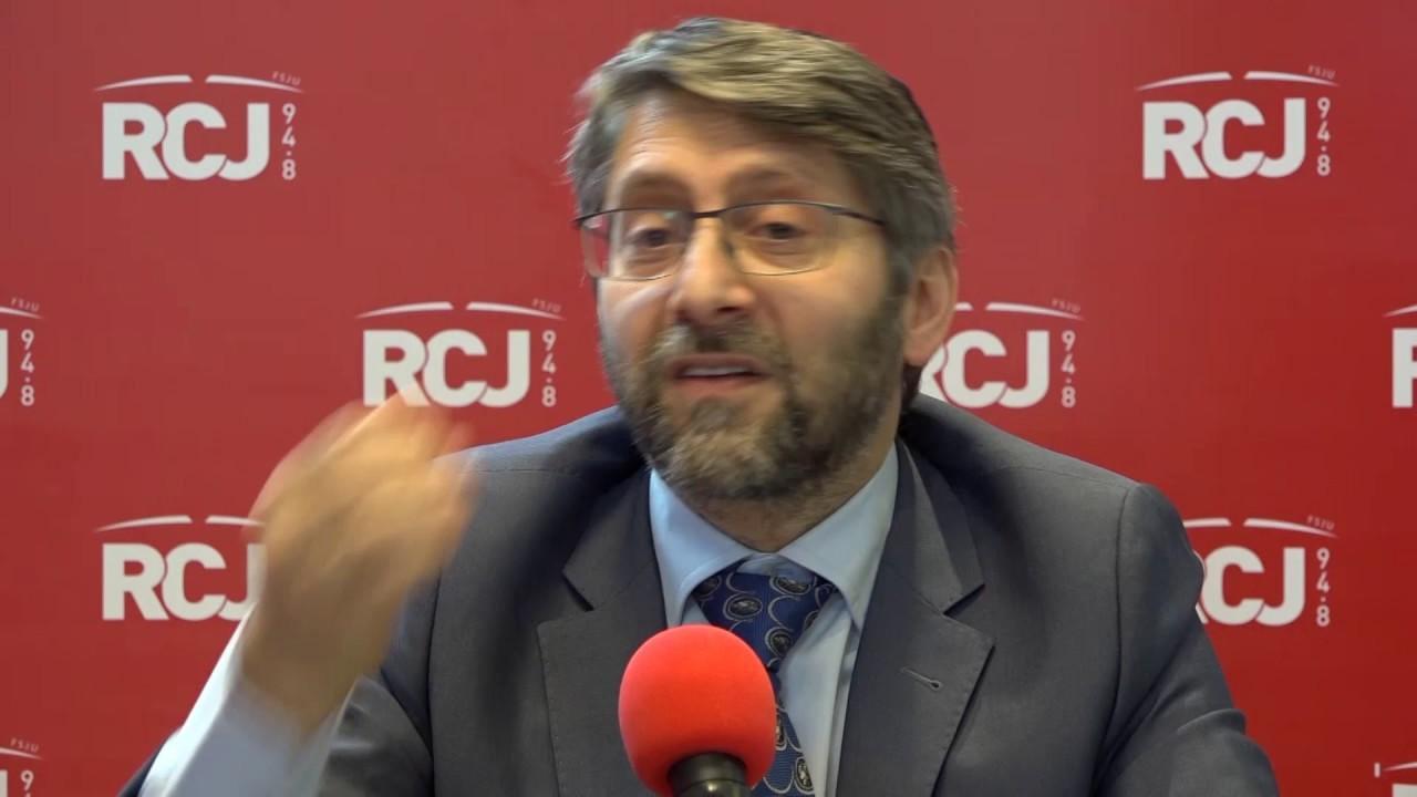 Haïm Korsia donne une définition du mot Activisme sur RCJ