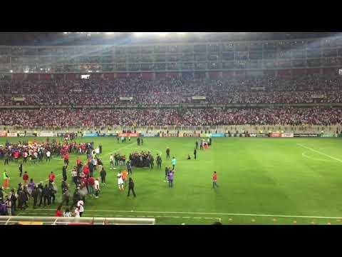 ¡Emocionante! Así se vivieron los últimos minutos del Perú vs. Nueva Zelanda en el Estadio Nacional