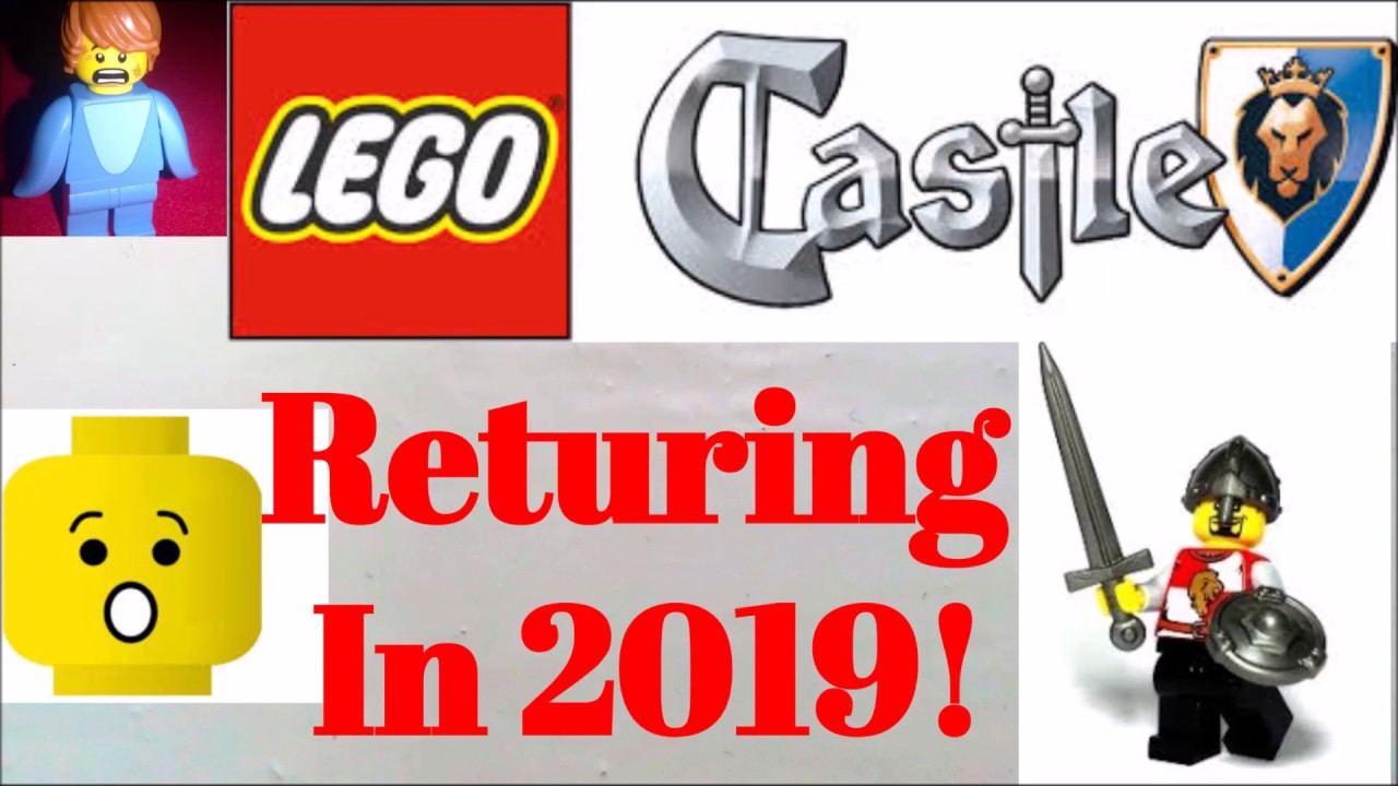 Lego Castle Returning In 2019 Youtube