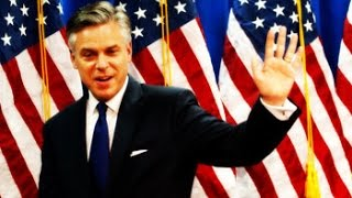 Jon Huntsman: Chinese Leaders Concerned Over Hong Kong Stability