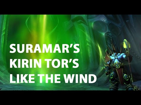 That One Time - Suramar's Like the Wind