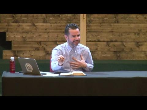 Pastor Freddy De Anda - 'La raiz del conflicto y como resolverlo.'