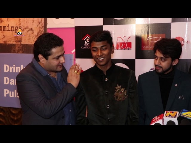 Grand launch party of Tum Kaho Toh directed by Dinesh Sudarshan Soi