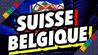 🔴LIVE FR I SUISSE - BELGIQUE [UEFA NATIONS LEAGUE]