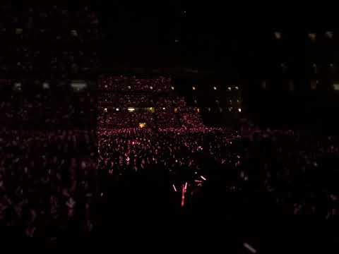 Jay Chou Invincible 2 Concert in Singapore - 夜曲 Nocturne