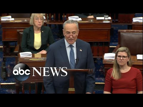 Schumer delivers opening