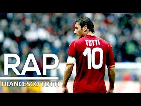 RAP DO FRANCESCO TOTTI | ROMA | ITÁLIA | DESPEDIDA | TRIBUTO 51º | KANHANGA SPORTRAP