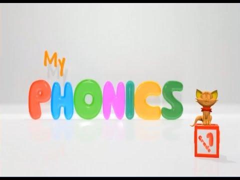My Phonics Grade 1 Full HD