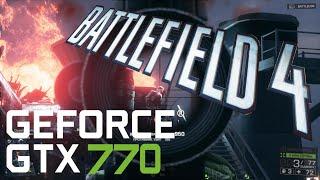 Тест видеокарты Asus GTX770-DC2OC-2GD5 на Battlefield 4(На старой видеокарте эта игра очень лагала. Сейчас здорово летает. Ничего такой летс плейчик получился,..., 2014-10-07T17:29:35.000Z)