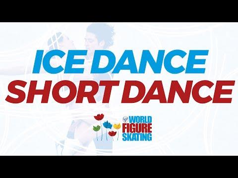 Ice Dance Short Dance | 2017 ISU World Figure Skating Championships Helsinki FIN | #WorldFigure