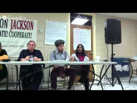 The Struggle for Economic Democracy: a Social Forum Peoples Movement Assembly