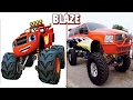 Blaze and the Monster Machines In Real Life New