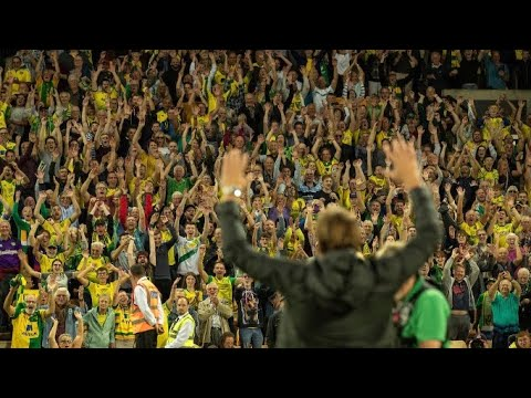 NORWICH 3-2 MAN CITY | A HISTORIC WIN, SO PROUD