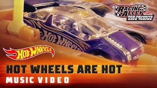 Hot Wheels - HOT WHEELS ARE HOT (Official MUSIC VIDEO) | Hot Wheels