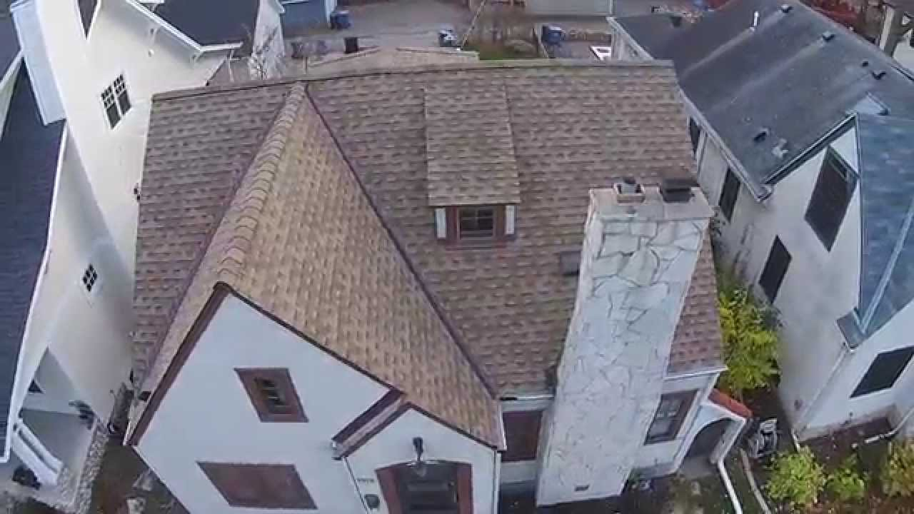 Great Aerial Footage Of GAF And Owens Corning Roofing Systems In Minneapolis Minnesota