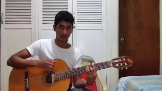Goza Goza - Peter Manjarrés Ft. Juancho de la Espriella (Guitar Cover)