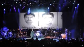 """Ruben Blades """"Desapariciones"""", Guanajuato, Mex"""