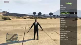 PS3/1.26/1.27 | GTA 5 LTS Mod Menu SPRX FREE | DOWNLOAD
