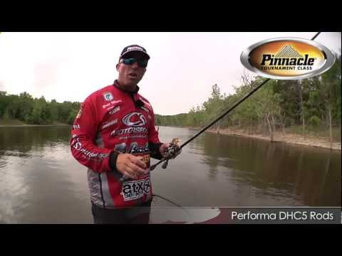 Pinnacle Perfecta DHC5 Rods With Britt Myers