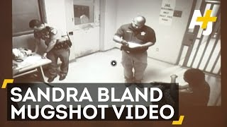 Sandra Bland Booking & Mugshot Footage Released