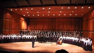 LaGuardia High School Mixed Chorus: Jabula Jesu, Zulu Folk Song
