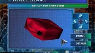 CSI Hard Evidence Walkthrough part 1 (Burning for You)