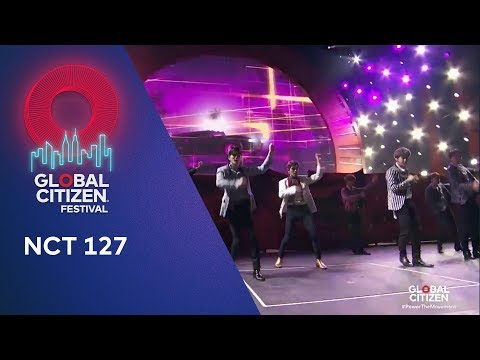 NCT 127 Performs Highway To Heaven | Global Citizen Festival NYC 2019