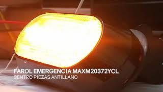FAROL DE EMERGENCIA LED MAXM20372YCL