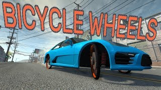 Bicycle Wheels - BeamNG.drive