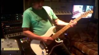 Cavern Sound Studios ,Jeff Zambelis Guitar Solo Tube-Tech Multiband Compressor
