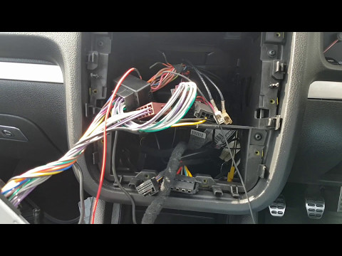 VW RCD510 STEREO UPGRADE AND DREADED BATTERY DRAIN PROBLEM PART 2