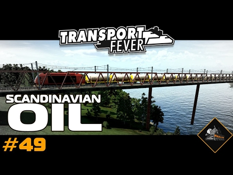 Drilling Scandinavia for Oil | Transport Fever North Atlantic #49