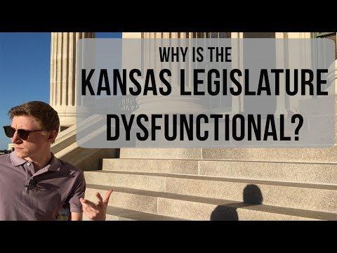 The Leadership Divide: Why the Kansas Legislature is Dysfunctional.