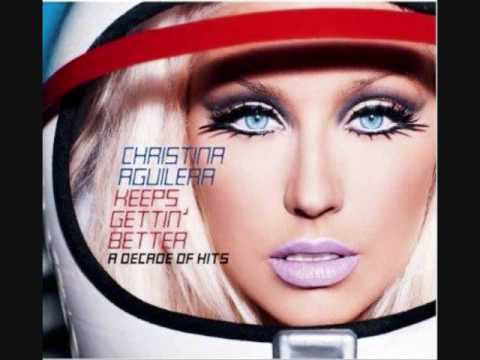 What a girl wants- Christina Aguilera (with lyrics)