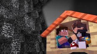 Minecraft: DESAFIO DA BASE 100% SEGURA CONTRA TSUNAMI DE BEDROCK ‹ JUAUM ›