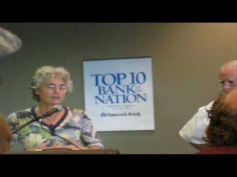 Dr. Riki Ott and Ed Cake Discuss the Mussel Watch Program