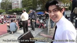 [Eng Sub] Our Times BTS Ouyang Fei Fan & Tao Min Min