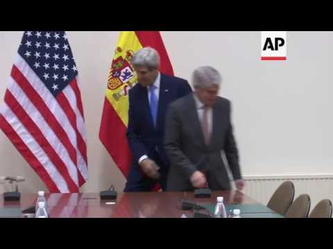 Kerry bilats on sidelines of NATO meeting