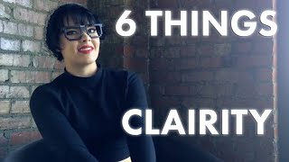 Who Is Clairity? / 6 Things | Clairity