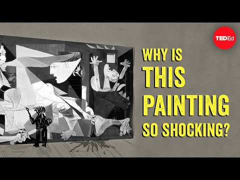 Video image: Why is this painting so shocking? - Iseult Gillespie